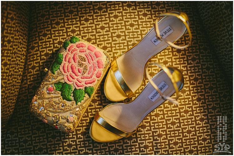 Bridal shoes Steve Madden