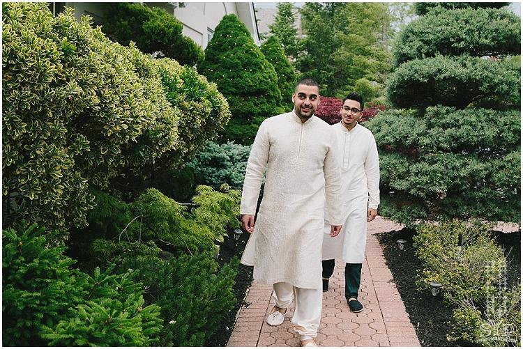 Mehndi groom Muslim wedding photographer NYC