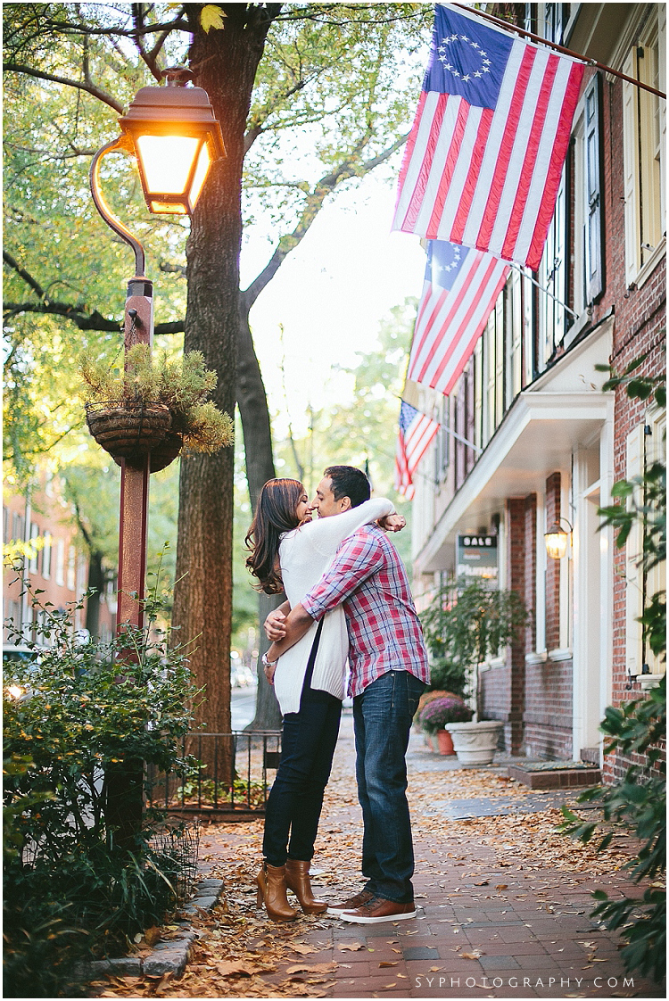 Philadelphia-old-city-front-street-engagment-photographer